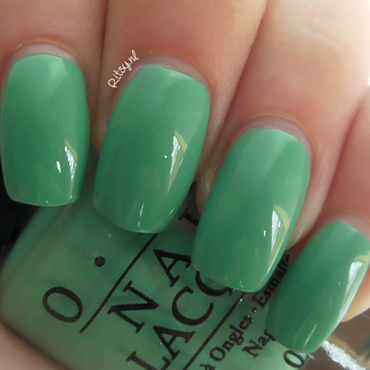 OPI My Dogsled Is A Hybrid Swatch by Ritsy NL