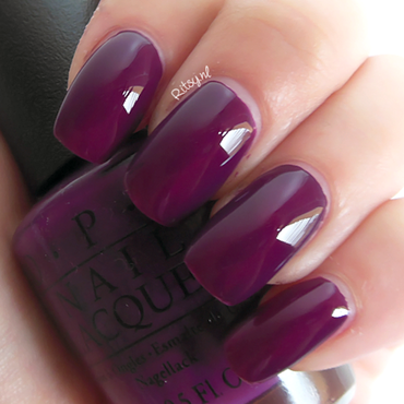 OPI Skating on Thin Ice-land Swatch by Ritsy NL