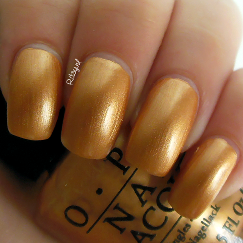 OPI OPI With A Nice Finn-ish Swatch by Ritsy NL