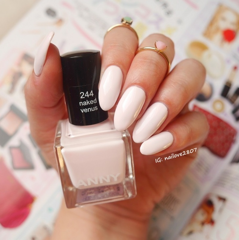 Anny Naked Venus Swatch by Anhy