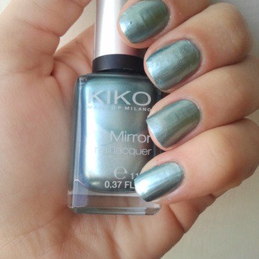 Kiko Mirror 625 Swatch by GepeNails