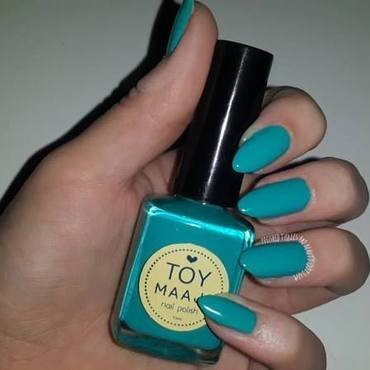 TOY Marine Fairwater Swatch by Tyler Vivier