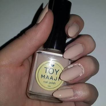 TOY Sandy Oasis Swatch by Tyler Vivier
