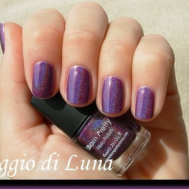 Born Pretty Store Holographic n° 11 Swatch by Tanja