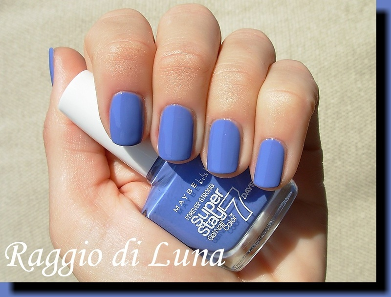 Maybelline n° 635 Surreal Swatch by Tanja