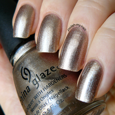 China Glaze Swing baby Swatch by Ewlyn