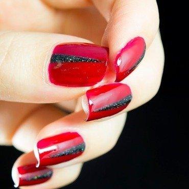 Duri red door nail art 3 thumb370f