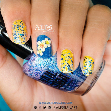 Cinapro Nail Sugar Sweet Tooth Swatch by Alpsnailart