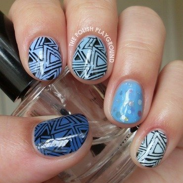 Geometric 20blue 20ombre 20stamping 20nail 20art thumb370f