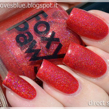 Foxy Paws It Takes A Woman Swatch by MiseryLovesBlue