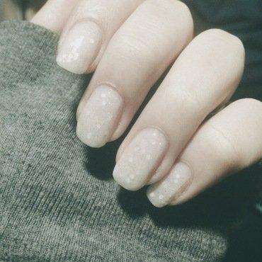 Fancy Glitter Sandwhich nail art by Breanna S