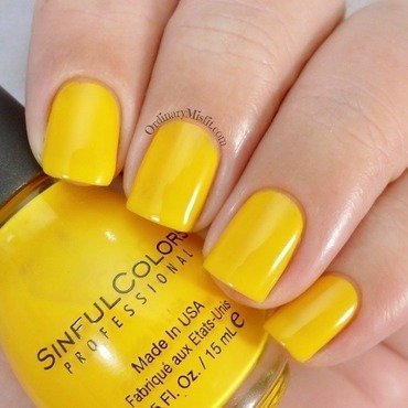 Sinful Colors Pull Over Swatch by Michelle