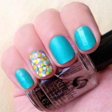 Matt dots nail art by klo-s-to-me