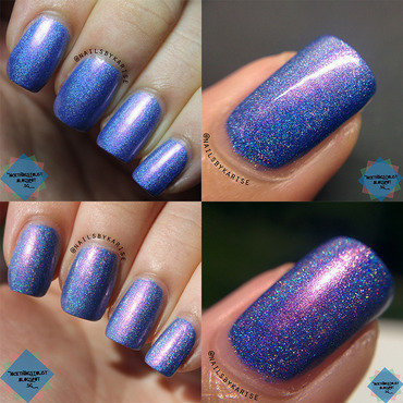 Fun Lacquer Anna Swatch by Karise Tan