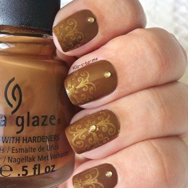 Oriental Travel nail art by klo-s-to-me