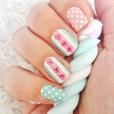 Sweet Nails nail art by klo-s-to-me