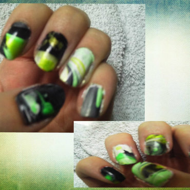 Darkint nail art by JessJar19