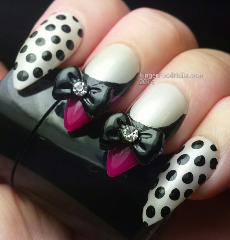 The Digit-al Dozen does the Terrific Twos - Shoes nail art by Sam