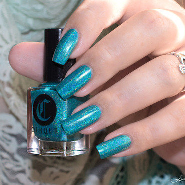Cirque cerillos Swatch by Lizana Nails