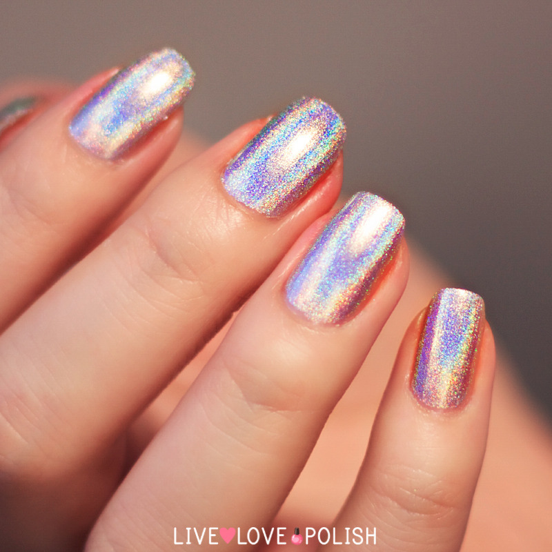 Color Club Harp on it Swatch by Michelle