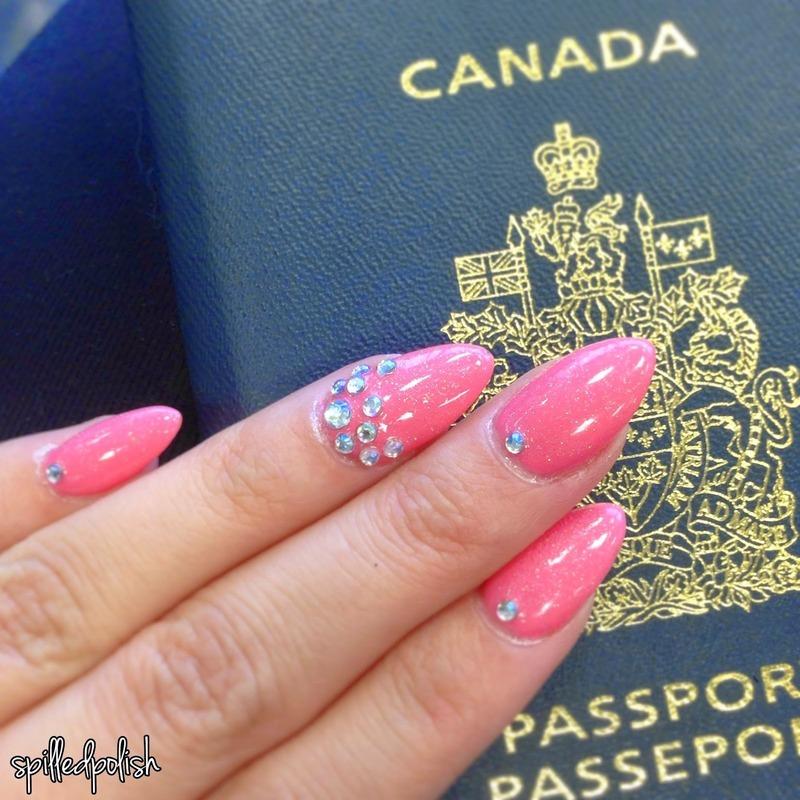 Vacation Nails nail art by Maddy S