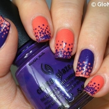 Dots, dots, dots nail art by Giovanna - GioNails
