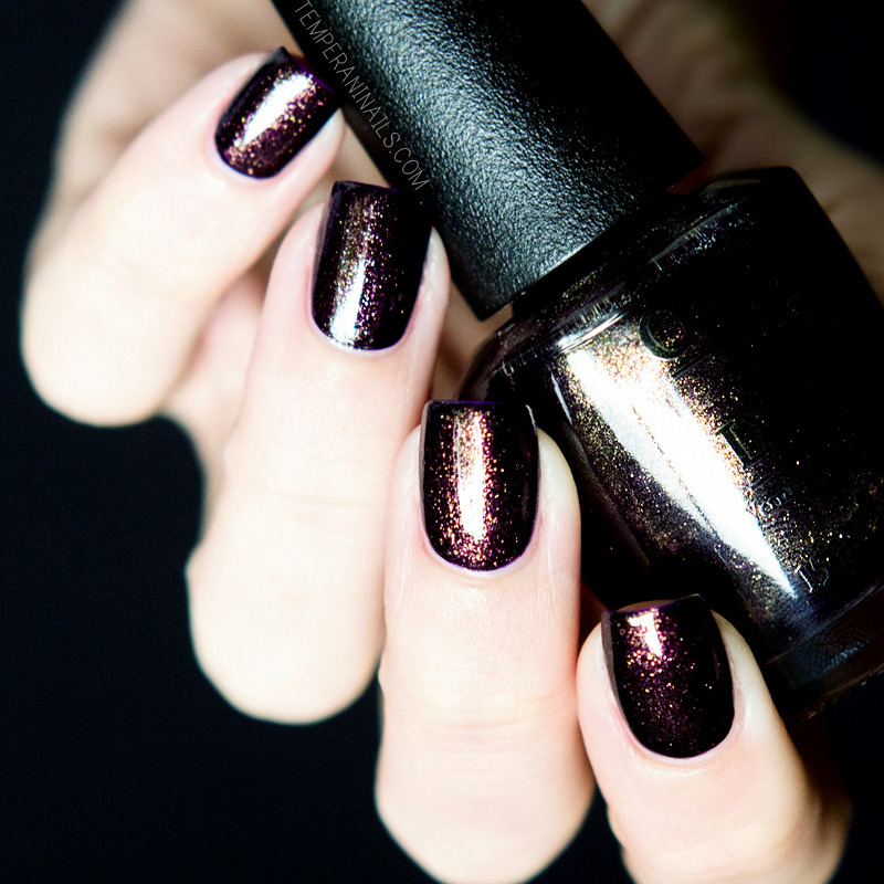 OPI First Class Desires Swatch by Temperani Nails