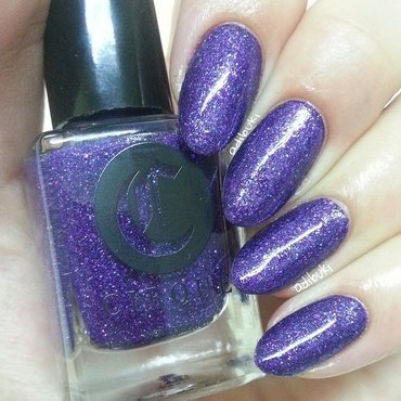 Cirque Queen Majesty Swatch by Adi Buki