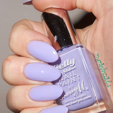 Barry M Prickly Pear Swatch by MyMintNails