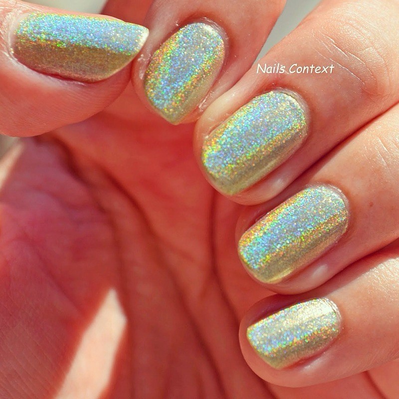 Color Club Holographic - Kismet by NailsContext