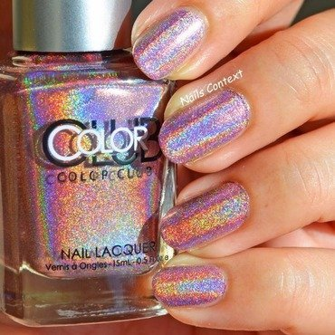 Color Club Halo-Graphic Swatch by NailsContext