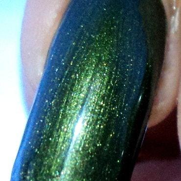Revlon Moss Green Swatch by Anubhooti Khanna
