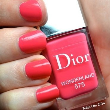 Dior Wonderland Swatch by Polish On!