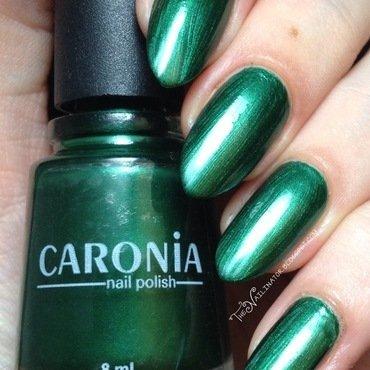 Caronia Avant Swatch by Rachael Robinstein