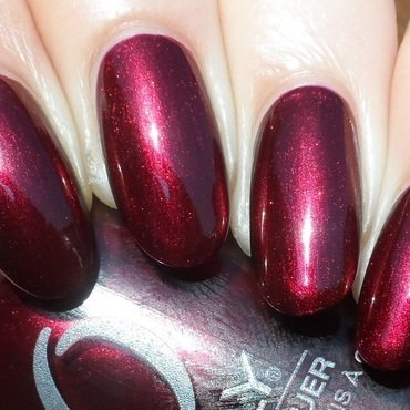 Orly Smolder Swatch by Plenty of Colors