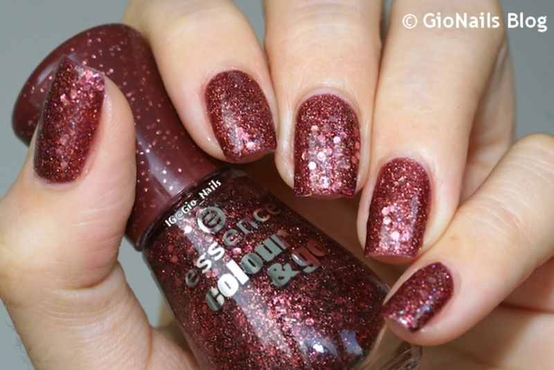 Essence Time for romance Swatch by Giovanna - GioNails