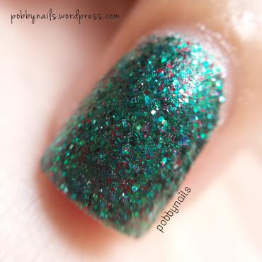 Shimmer Polish Cristina Swatch by Priscilla  Lim