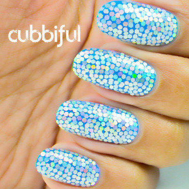 31dc2014 holo glitter nails thumb370f