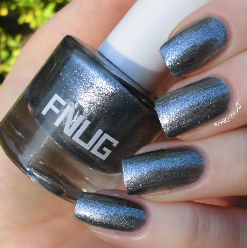 FNUG Killer Heels Swatch by Ann-Kristin