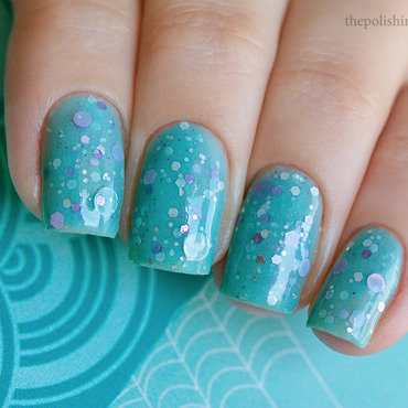 Emily De Molly Tread Lightly Swatch by Alena Belozerova