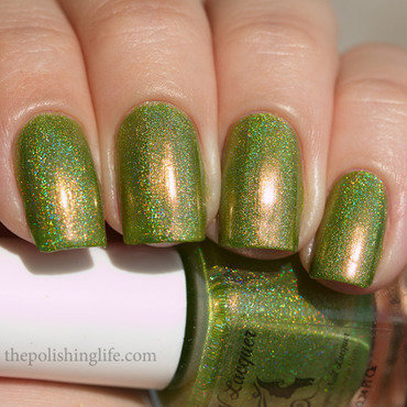 Fun Lacquer Tiana Swatch by Alena Belozerova