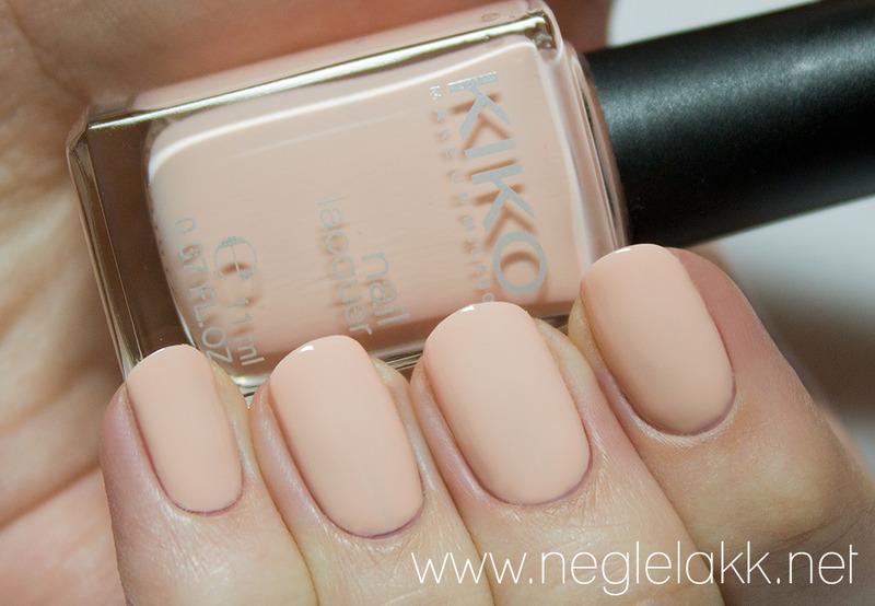 Kiko 507 Blush Swatch by Ida Malene