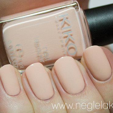 Kiko 507 Blush Swatch by Ida Malene