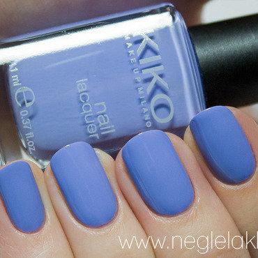 Kiko 338 Light Lavender Swatch by Ida Malene