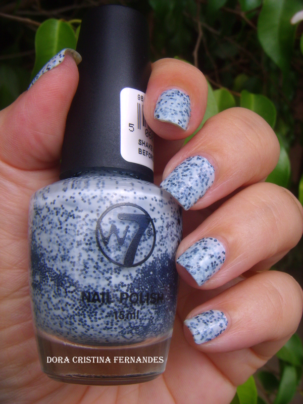 W7 Salt n Pepper Swatch by Dora Cristina Fernandes