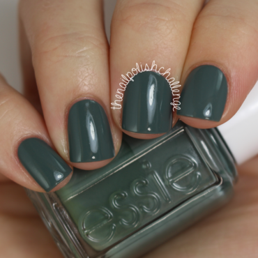 Essie Fall In Line Swatch by Kelli Dobrin