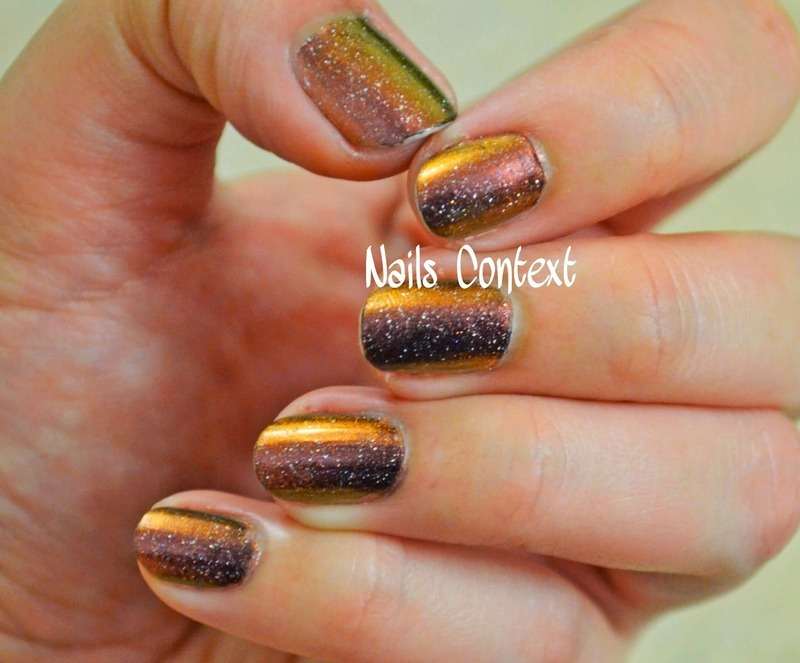 piCture pOlish Solar Flare Swatch by NailsContext