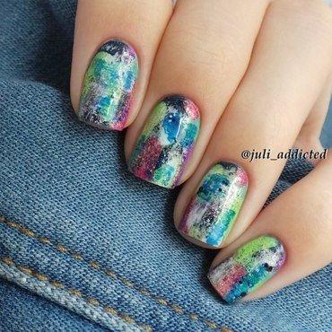 #31 nail art by Juli