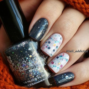 KBShimmer Full Bloom Ahead and KBShimmer Witch Way? Swatch by Juli