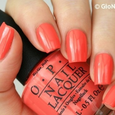 OPI Live.Love.Carnaval Swatch by Giovanna - GioNails